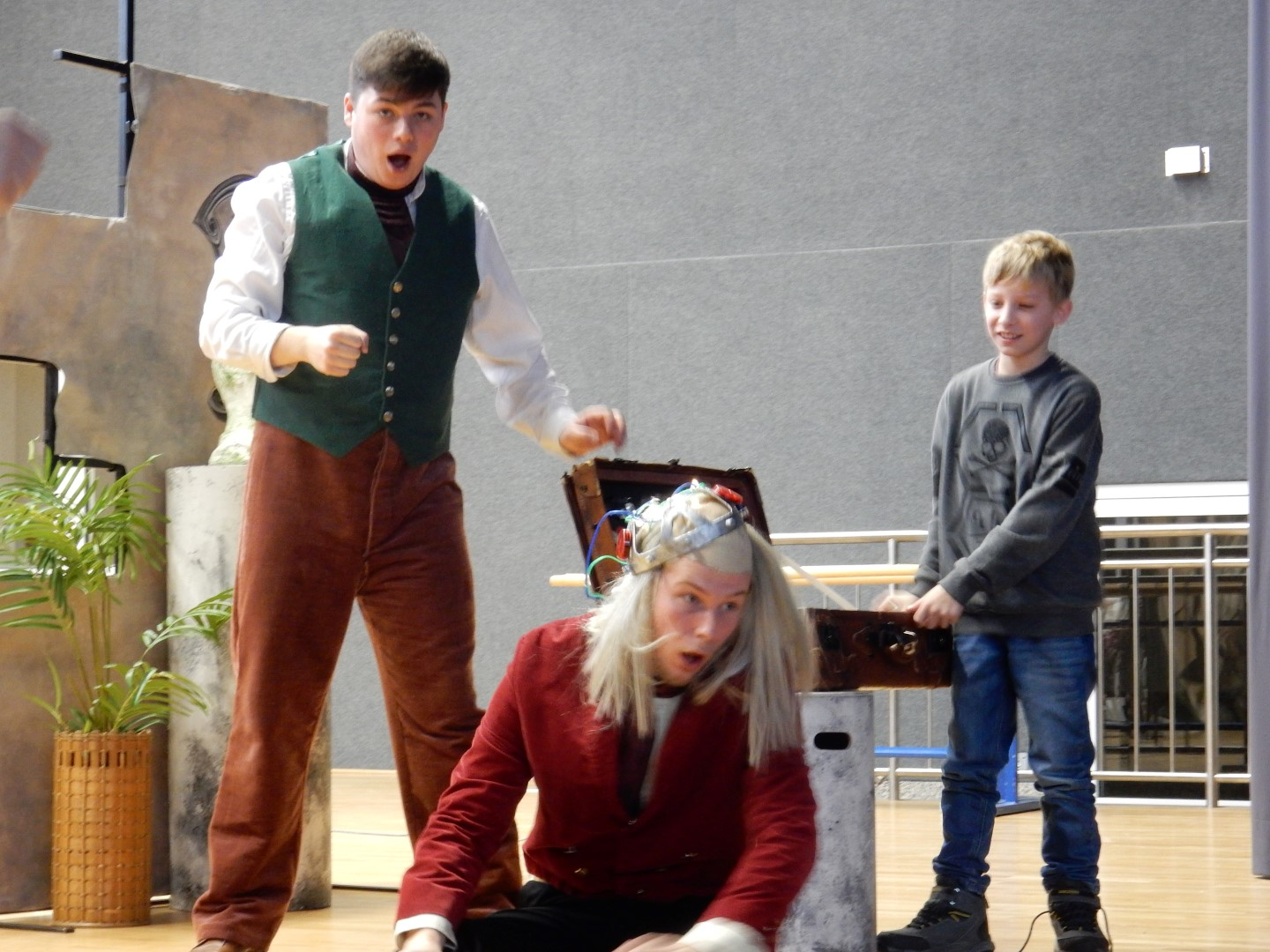 White Horse Theatre at Realschule Wallenhorst